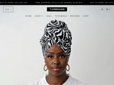 Screenshot der Domain headwrap.de