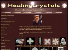 Screenshot von healingcrystals.de