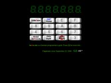 Screenshot der Domain hexco.de