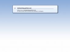 Screenshot der Domain holzhandlung-gehlsen.com