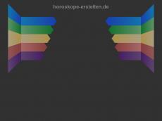 Screenshot der Domain horoskope-erstellen.de