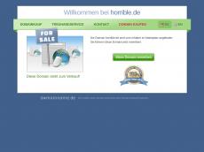 Screenshot der Domain horrible.de