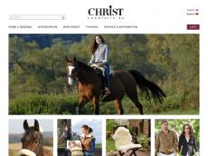 Screenshot von horse-dream.de