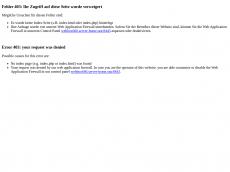 Screenshot der Domain horse-feed.de