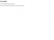 Screenshot der Domain hox24.de