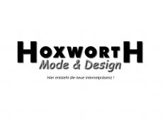 Screenshot der Domain hoxworth.de