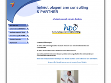 Screenshot von hp-consulting.org