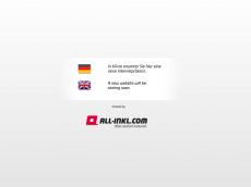 Screenshot der Domain hzh-arbeitsbuehnen.de