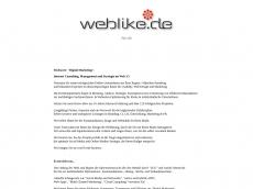 Screenshot der Domain i-consulting.net