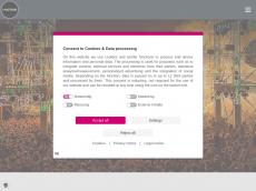 Screenshot der Domain i-motion-communication.de