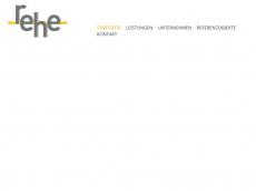 Screenshot der Domain ib-rehe.de