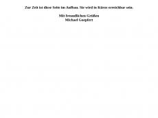 Screenshot der Domain ibmgoepfert.de