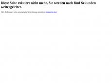Screenshot der Domain iethik.de