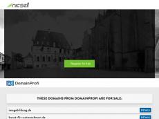 Screenshot der Domain imagepflege.de