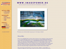 Screenshot der Domain imagepower.de