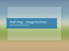 Screenshot von imagetechnet.de