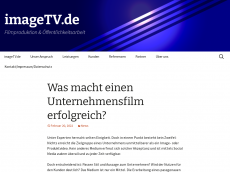 Screenshot von imagetv.de