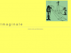 Screenshot der Domain imaginale.de