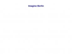 Screenshot der Domain imagineberlin.de