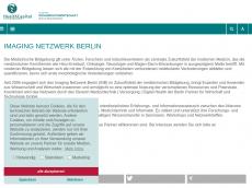 Screenshot der Domain imaging-netzwerk-berlin.de