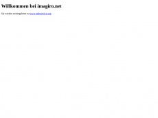 Screenshot der Domain imagiro.net