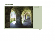 Screenshot der Domain imagium.de