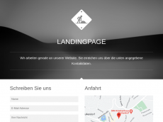 Screenshot der Domain imago-bl.de