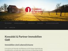 Screenshot der Domain immodel.de