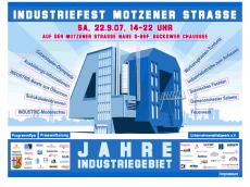 Screenshot der Domain industriefest.de