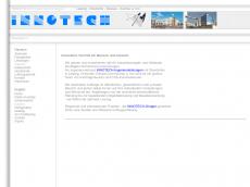 Screenshot von innotech-ingenieure.de