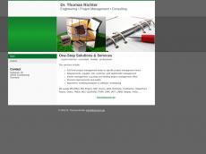 Screenshot der Domain intechrity.de