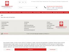 Screenshot der Domain integration-wesel.de