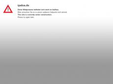 Screenshot der Domain ipaloa.de