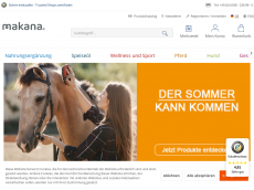 Screenshot der Domain itconsult4u.de