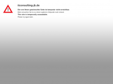 Screenshot der Domain itconsulting-jk.de