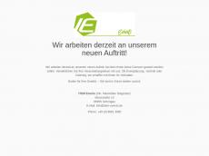 Screenshot der Domain item-events.de