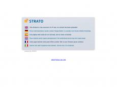 Screenshot der Domain itempo.de