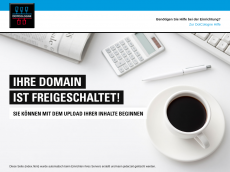Screenshot der Domain joachim-graefe.de
