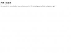 Screenshot der Domain joachimbremer.de