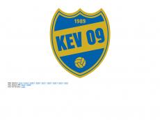 Screenshot der Domain kev09.de