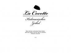 Screenshot der Domain la-cocotte-coeln.de