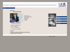 Screenshot der Domain lampe-familie.de