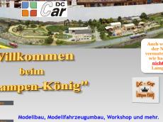 Screenshot von lampen-koenig.de