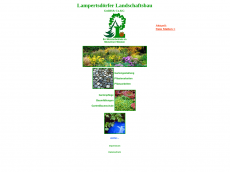 Screenshot der Domain lampertsdoerfer.de