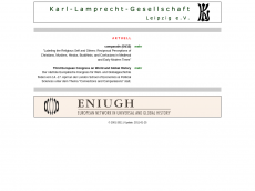 Screenshot der Domain lamprecht-gesellschaft.de