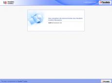 Screenshot der Domain lan-2.de