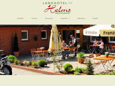 Screenshot der Domain landhotel-helms.de