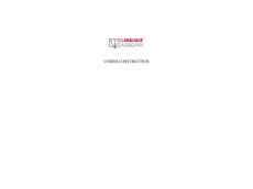 Screenshot der Domain language-associates.de