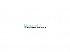 Screenshot der Domain language-network.de