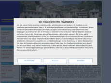 Screenshot der Domain languedoc-online.de